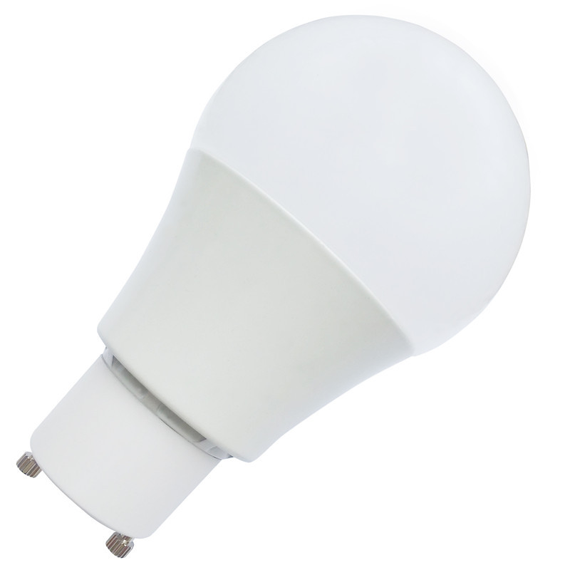 Epistar 5730 LED Chips Non Dimmable 90-265V 180 degree beam angle GU24 1150-1250lm 11W A60 LED BULB(China (Mainland))