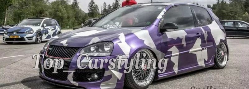 Purple whiter large pixel camo car wrapping film camouflage car styling (2)