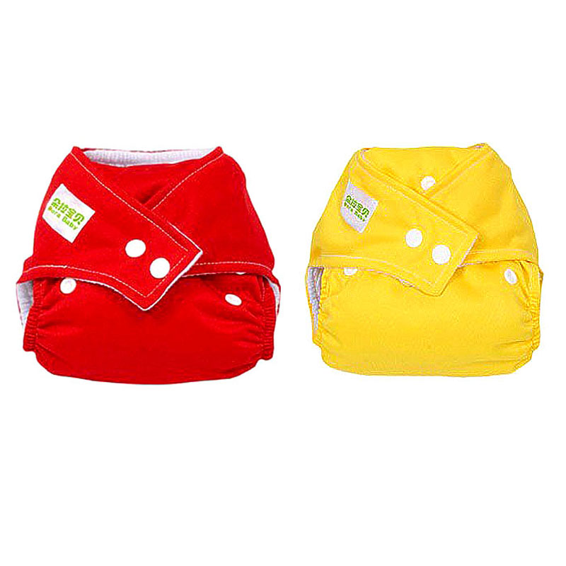 Hot 5 Pcs Adjustable Baby Cloth Diaper Reusable Baby Nappies Diapers Washable 7 Colors Mix Nappy Changing Sold 10 Liners Inserts<br><br>Aliexpress