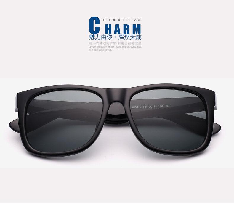 New Arrival Justin Square Rubber Sunglasses Men Women Brand Designer Retro Summer Style Sun Glasses gafas