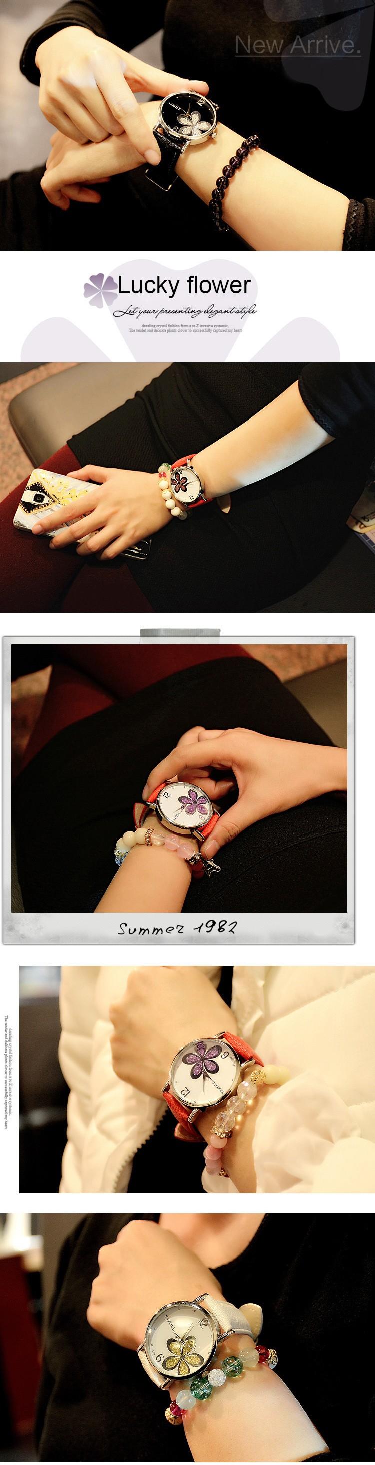 New Quartz Watch Women Watches Famous Brand 2016 Wristwatches Female Clock Wrist Watch Ladies Girl Quartz-watch Relogio Feminino