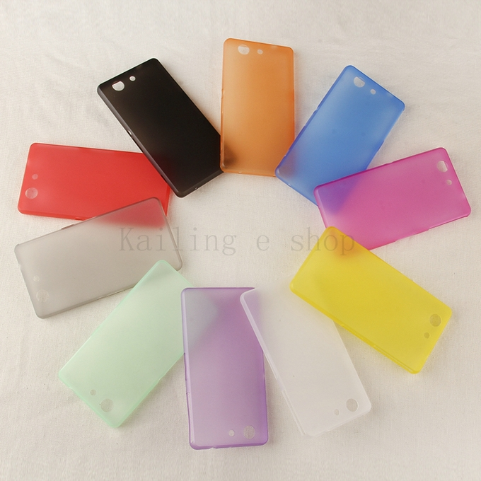 For Sony Xperia Z3 compact case cover, 0.3mm UltraThin Matte Back case For Sony Xperia Z3 compact Z3 mini M55W cell phone cases(China (Mainland))