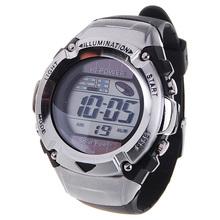 Reloj del deporte para mujeres y hombres con energía Solar impermeable cronómetro Digital reloj deportivo negro Relogio femenino Masculino