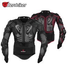 1 pz professionale motocross da corsa completo body armor spine petto di protezione giacca moto a cavallo di protezione del corpo gear guardie(China (Mainland))