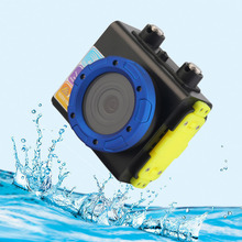 Waterproof 40M Sports HD 1080P Capture Active Video Camera Diving Recording(China (Mainland))