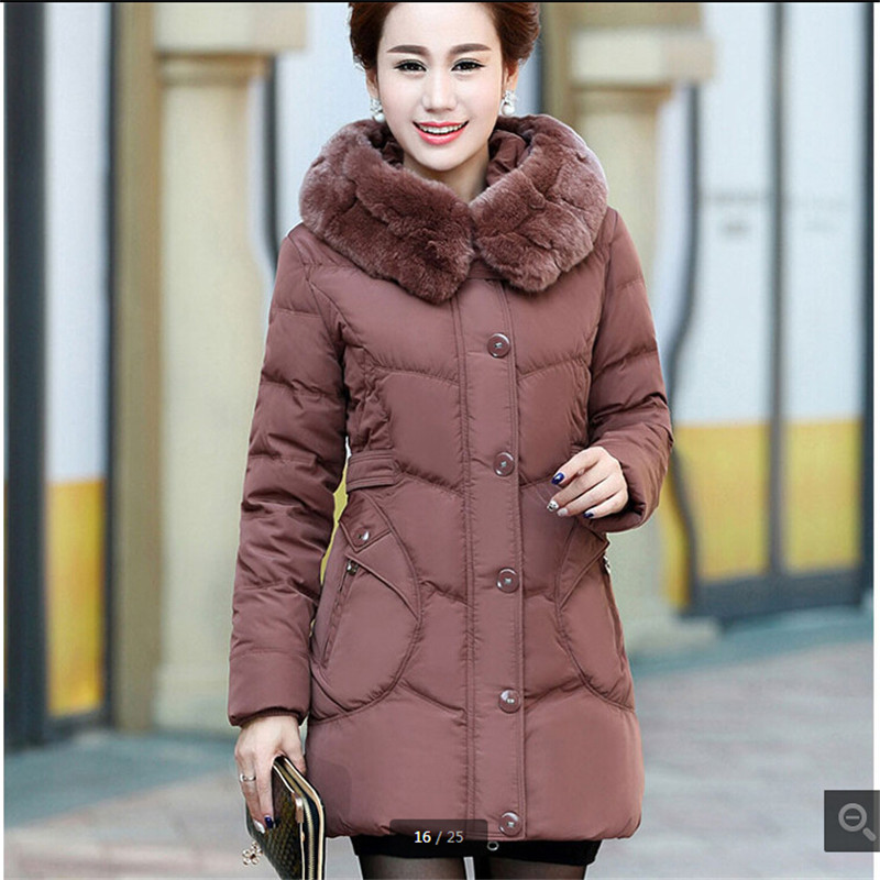 High Quality Womens Heavy Winter Coat Promotion-Shop for High ...