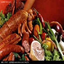 No.1 Seller Edible 42 Meters 3pcs/lot Diameter 26mm sausage halal artificial Collagen casing sausage skin cover free shipping(China (Mainland))