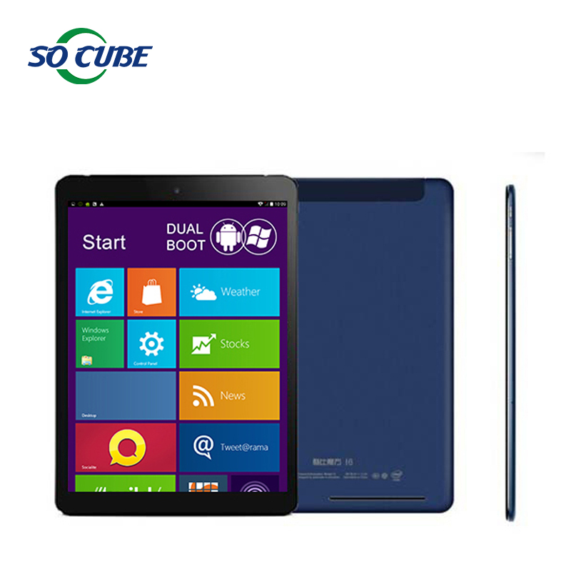 tends charge cube i6 air wifi dual boot os android 4 4 / windows 10 tablet 9 7 inch retin fingerprint