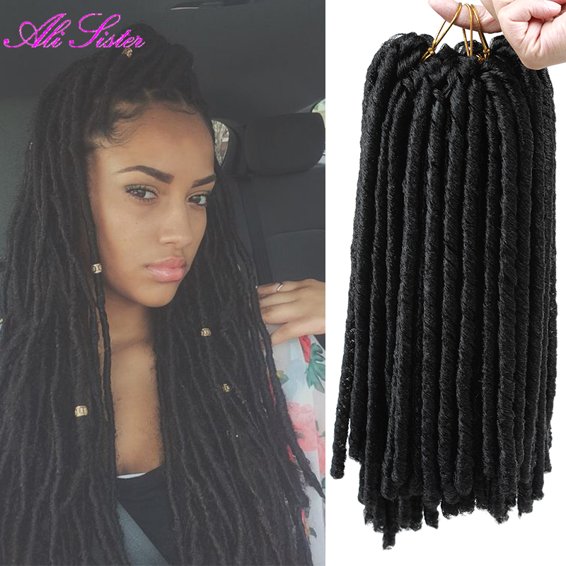 Faux Crochet Box Braids : faux locs crochet hair xpression braiding hair extensiones box braids ...