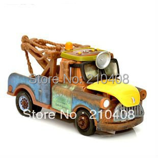 Pixar Cars Diecast Figure Toys Collections for kids gifts Miner Mater 2014 newest