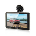 Vehicle GPS Navigator 7 Android 4 4 2 4G GPS 1080P HD DVR Dash Cam LED