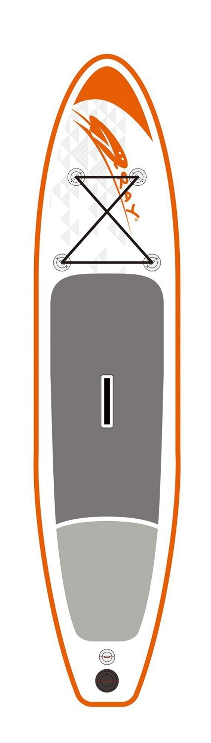 11ft Inflatable Surfboard Stand Up Paddle board fcs SUP Paddle Kayak bodyboard Water sports Surf board(China (Mainland))