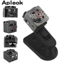 Buy 2017 New SQ8 Mini Camera Recorder HD 1080P 720P Mini DV Camera Camcorder Infrared Night Vision Video Recorder Support TF Card for $14.99 in AliExpress store