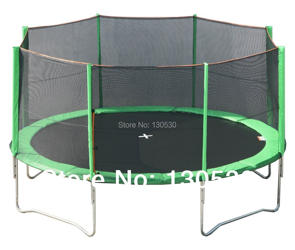 14Feet-Big-Trampoline-trampoline-14-Feet-Trampoline-with