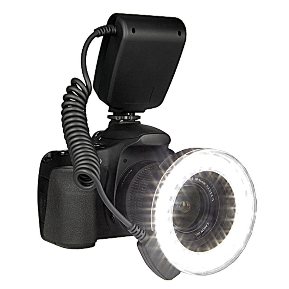 New Arrival RF-550E Macro 48 pieces LED Ring Flash Light for SONY A900 A850 A57 A77 A65 A37 NEX7 Newest(China (Mainland))