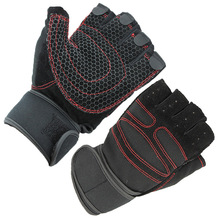 Sports Fitness Exercise Training Gym Gloves Multifunction for Men & Women sweat absorption friction resistance, GL50