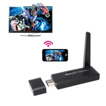 2015 Hot 1pc Miracast Wifi Display Dongle Receiver 1080P HDMI Wireless AirPlay DLNA Newest Free Shipping(China (Mainland))