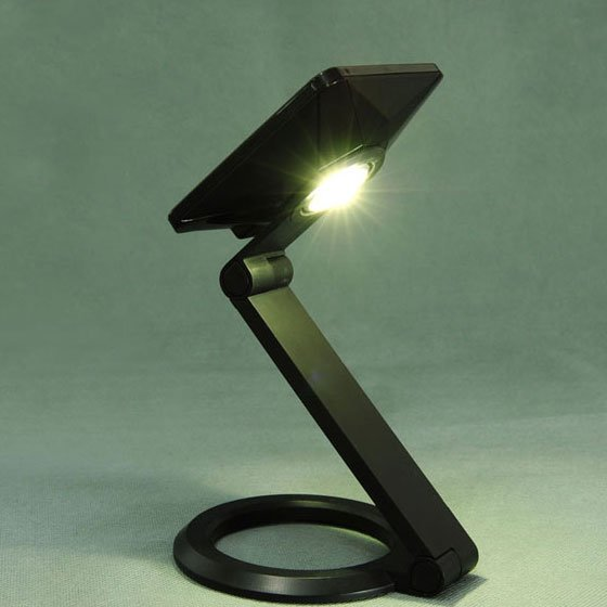 solar panel sunlight powered desk light mobile phone. Black Bedroom Furniture Sets. Home Design Ideas