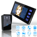 7 TFT Touch Screen Video Door Phone Doorbell 1000TVL CCTV Camera Home Security Intercom System Monitor