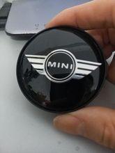 HOT SALE ABS PLASTIC MINI 54MM COOPER logo S Car Center Wheel Hub Caps(China (Mainland))