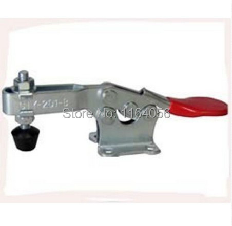 Quick Release 90Kg Holding Capacity Horizontal Toggle Clamp 201B 201-B(China (Mainland))