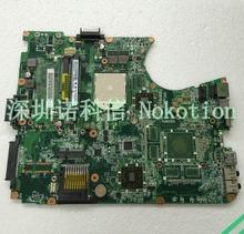 Ноутбук материнских плат для Toshiba L655D Amd s1 ddr3 A000079130 DA0BL7MB6E0