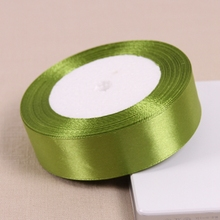 Buy 25yards Satin Ribbon 25mm 22 Meters Wedding Silk Ribbon Party Car Decoration Tapes Crafts Festive Events Supplies 95 for $2.39 in AliExpress store