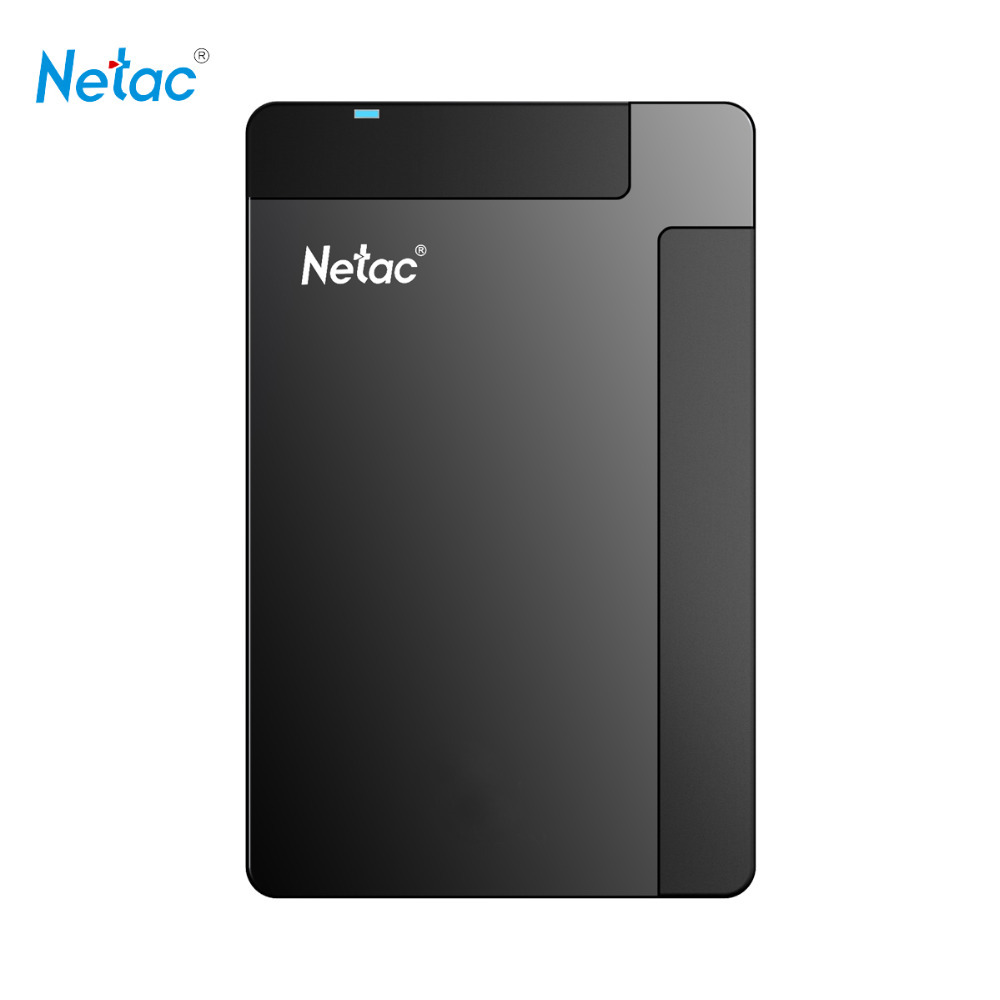 Netac K218 USB 3.0 External Hard Drive 500GB 1TB HDD Externo Disco HD Disk Storage Devices With retail packaging(China (Mainland))