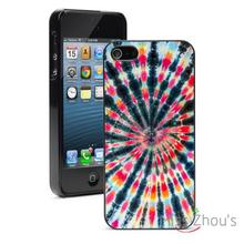 Tie Dye Design Protector back skins mobile cellphone cases for iphone 4/4s 5/5s 5c SE 6/6s plus ipod touch 4/5/6