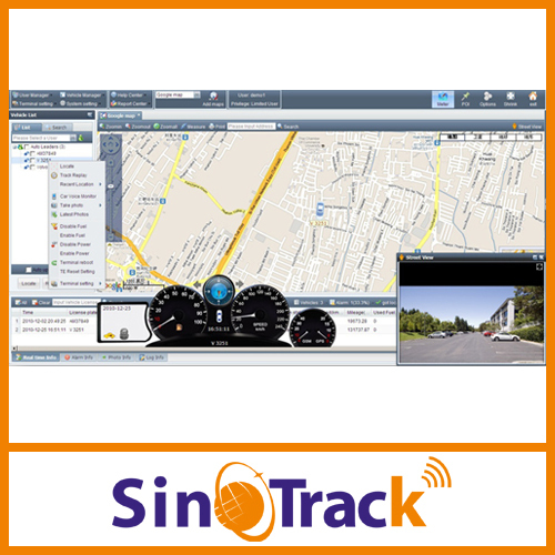 Free DHL Shipping! GPS Tracking System sever software 800S, can manage up to 20,000 trackers, multi functions