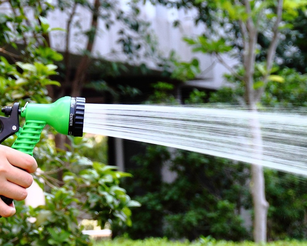 Images for gt water hose spraying