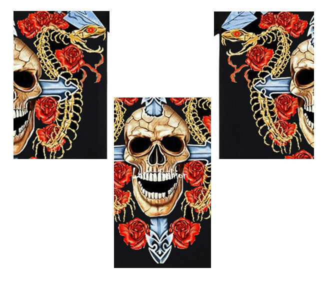 Snake Shirt Snake Bone Mens T-shirt