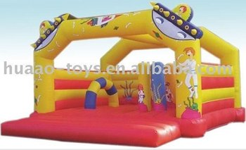 2011 inflatable Jumper bouncer HABC-129