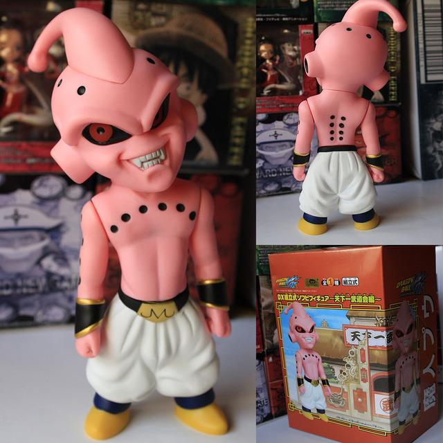 Япония аниме дракон г Majin буу пвх фигурку коллекционная игрушка куклы 18 см бесплатная доставка