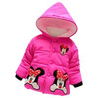 5pieces! Детские пальто красный и черный, куртки детские