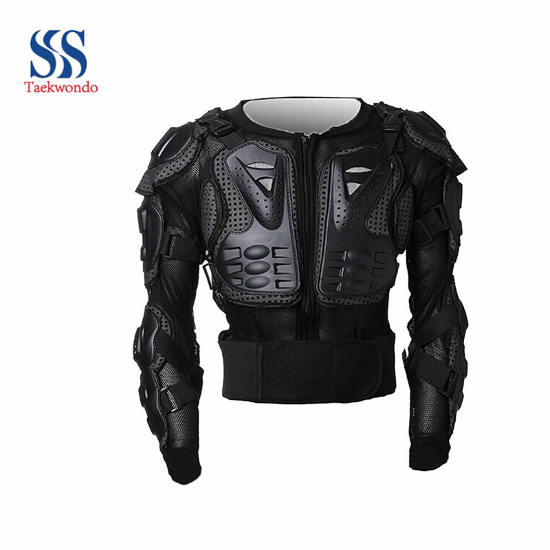 black motorcycles armor protection motocross clothing protector moto cross back armor protector protection motorcycle(China (Mainland))