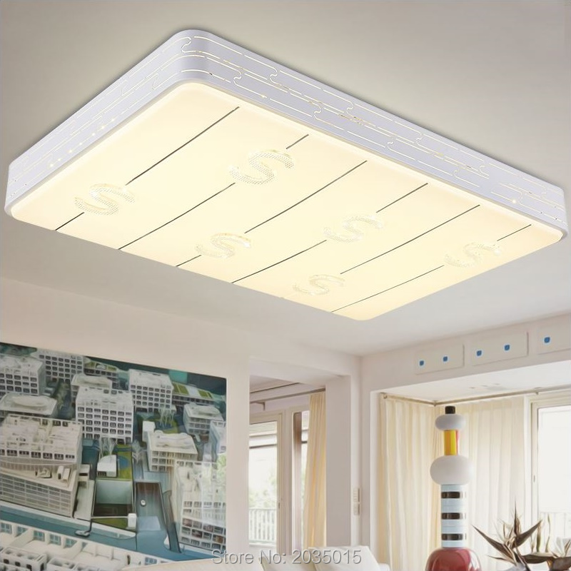 Home Decoration Modern Contracted Beauty LED Ceiling Lights For Living Room Bedroom Dining Room Hotel Modern LED Lamps 1878(China (Mainland))