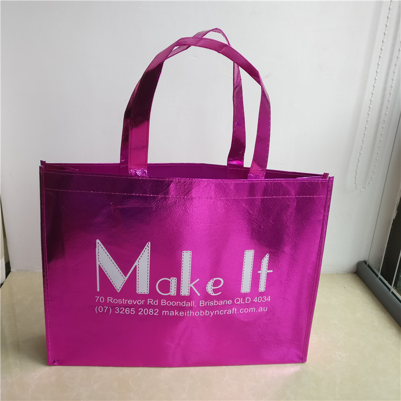 High Quality Custom Printed Shopping Bags Wholesale Promotion-Shop ...