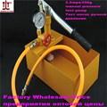 Grade A plumber tools thicker manual pressure test pump Water pressure testing hydraulic pump 2 5mpa