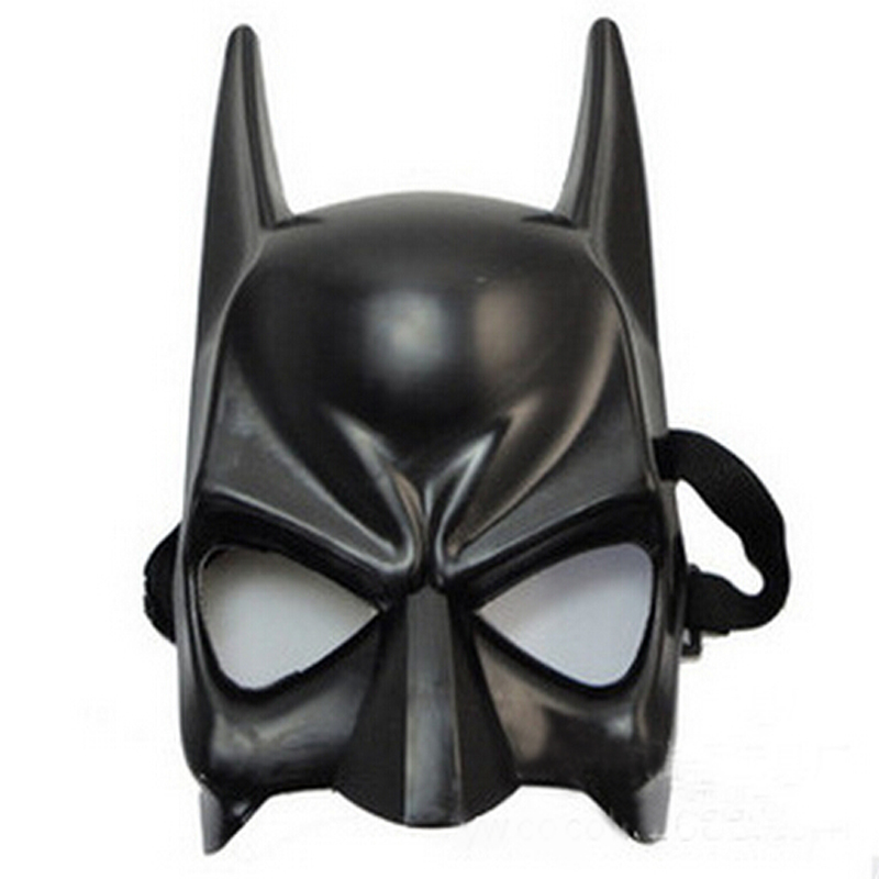Latex Scary mask Costume Halloween Deluxe Batman Party Masks(China (Mainland))