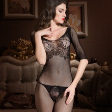 Body stocking crotchless bodystocking