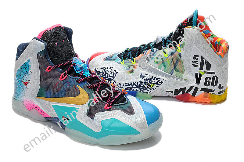 2016 new what the Lebron 11 xi elite BHM shoes men Eur size 40 to 46 US 7 to 8 8.5 9.5 10 11 12 with original box(China (Mainland))