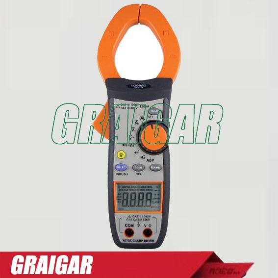 TM-3014 AC/DC Clamp Meter<br><br>Aliexpress