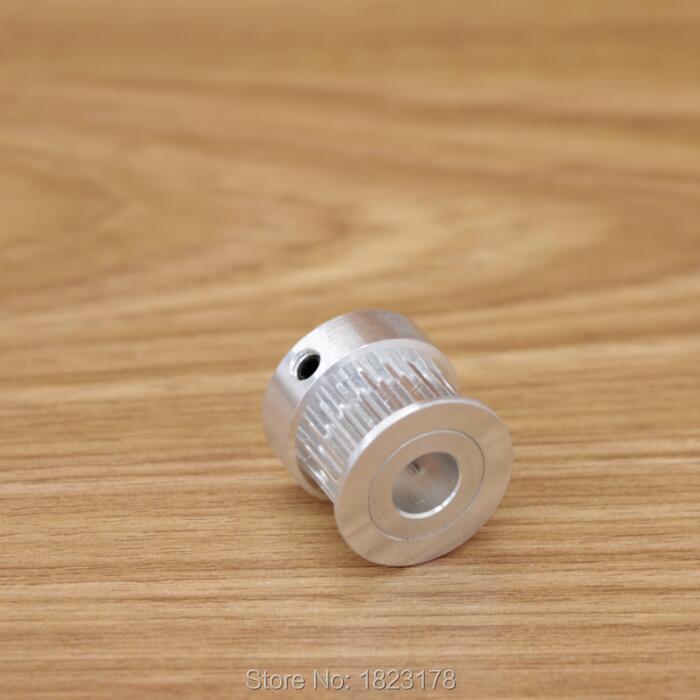 1 шт./партия 3 м 20 зубчатый шкив диаметр 10 мм для ремня ширина зубьев алюминий 1282 3M-20-8-11-CF19.5 (1)