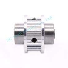 Free Shipping 3D printers synchronous wheel kit S2M synchronous round 5X11X5 plane bearing