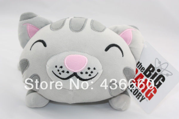 1x The Big Bang Theory SOFT KITTY Singing Plush Adorable baby girl kids Doll Toys & Hobbies TV Show Collection(China (Mainland))
