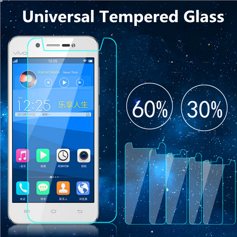Universal Tempered Glass font b Screen b font font b Protector b font Film For 4