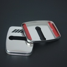 4 PCS/Set Door Lock Decoration Protection Cover Case Anti-Corrosive BMW X5 X6 i3 i8 7 Car Styling - H-Speed store