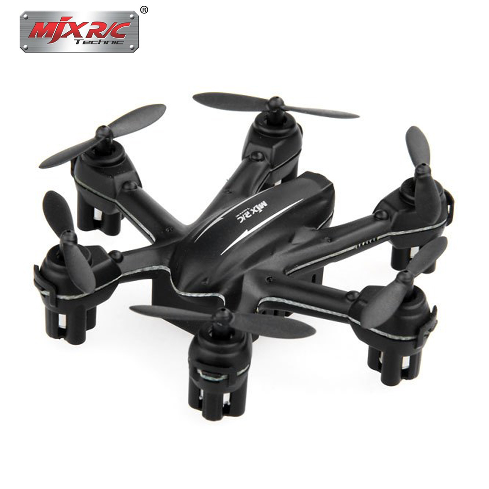 MJX X901 Mini Drones with 2.4GHz 6 Axis Gyro RC Hexacopter with 3D Roll Stumbling Function Remote Control Helicopter(China (Mainland))