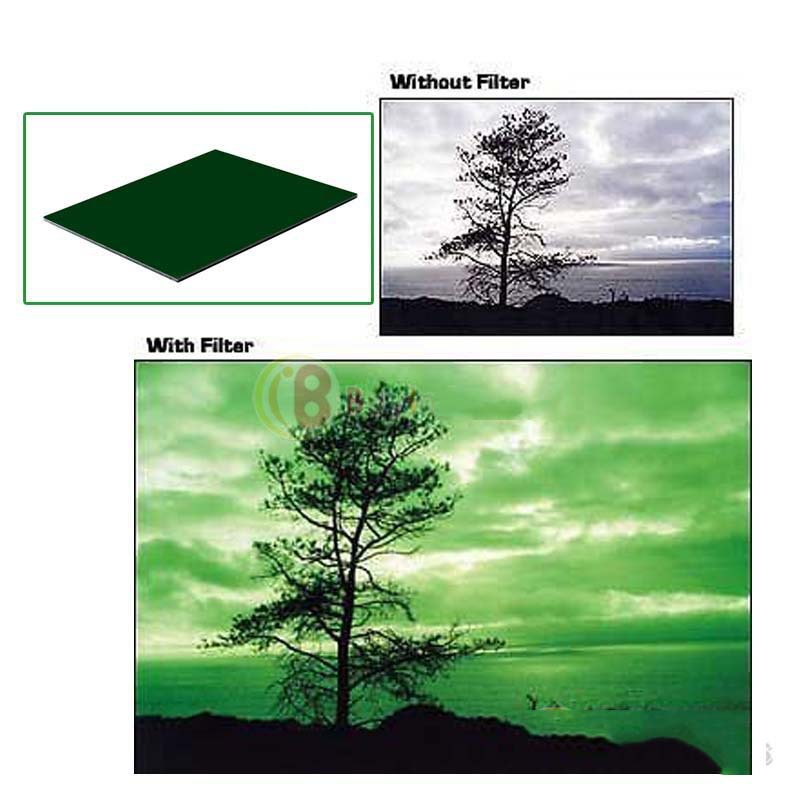 CoolPrice Salable! Full Green Color Camera Filter for Cokin P Series Square #05 rushing to buy(China (Mainland))